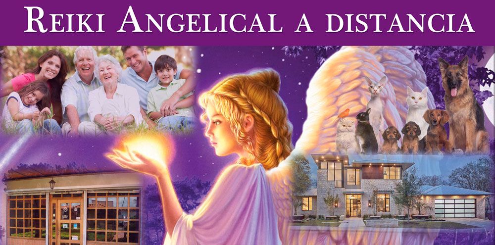 REIKI ANGELICAL A DISTANCIA (A NIVEL MUNDIAL)