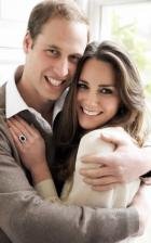 Principe William de Gales y Kate Middleton